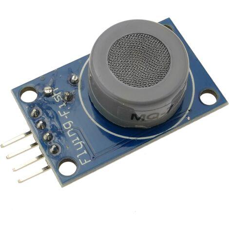 BeMatik - Sensor electrónico de gas monoxido de carbono MQ-7