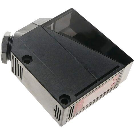BeMatik - Sensor interruptor célula fotoeléctrica NO+NC 24VDC 250VAC autoreflexiva