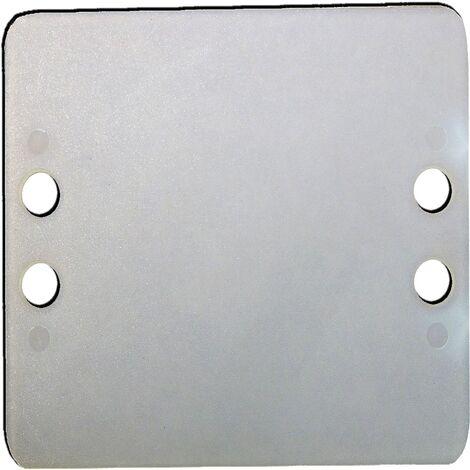 BeMatik - Signaling 100uds plates (60x50mm)