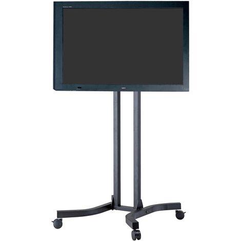 """BeMatik - Soporte de pie con ruedas para pantalla de 32"""" a 56"""" (PLAB-1032)"""
