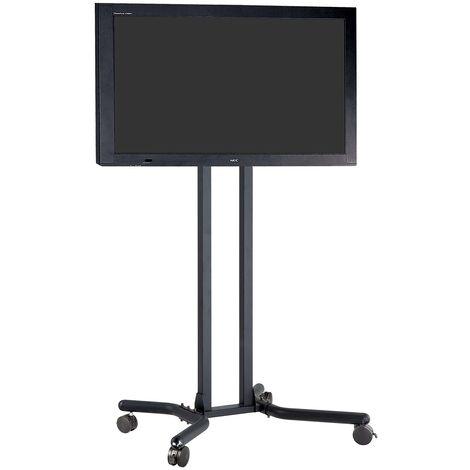 """BeMatik - Soporte de pie con ruedas para pantalla de 32"""" a 56"""" (PLAB-1033)"""