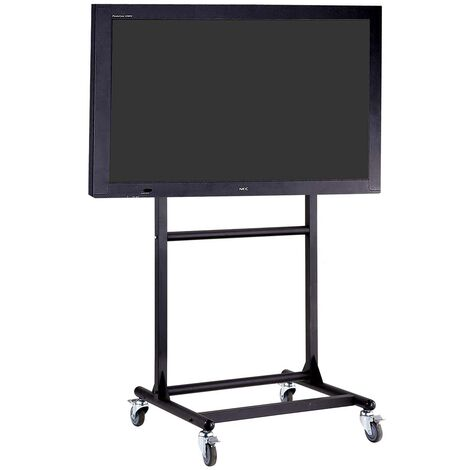 """BeMatik - Soporte de pie con ruedas para pantalla de 56"""" a 70"""" (PLAB-1035)"""
