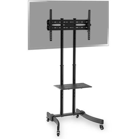 "BeMatik - Soporte de pie con ruedas para pantalla plana TV LED LCD de 37""-70"" 1715mm"