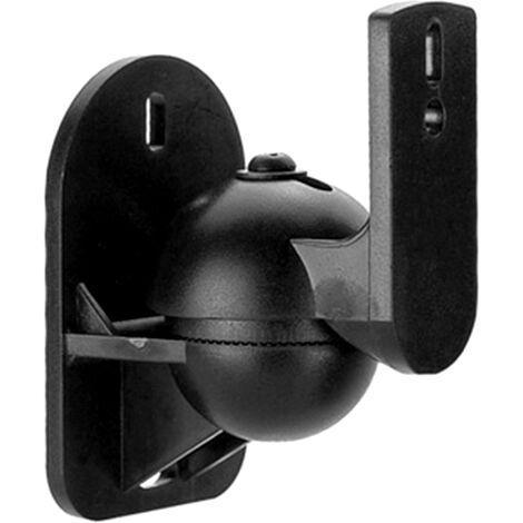 BeMatik - Support de haut-parleur universel pour mur 2-pack