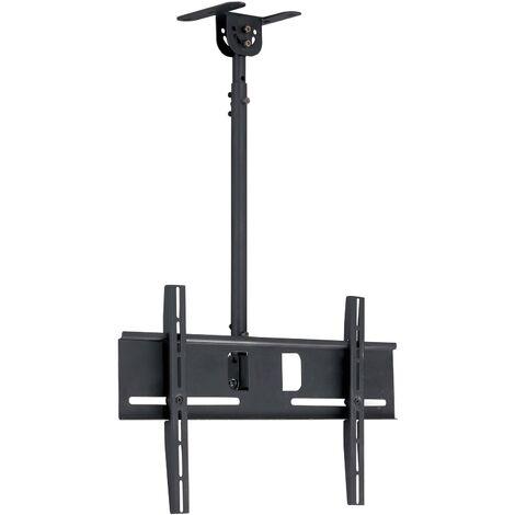 """BeMatik - Support plafond pour écran plat 32"""" à 50"""" (CMC-018)"""