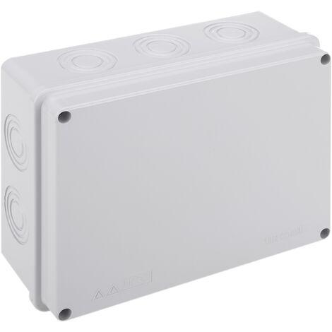 BeMatik - Surface box rectangular IP55 200x155x80mm