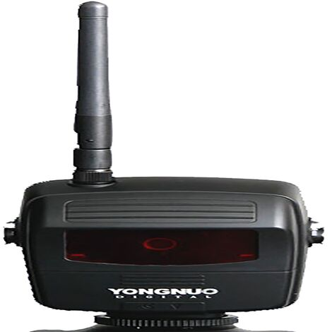 BeMatik - Transmetteur sans fil Flash Canon Speedlite TTL-TX YN460