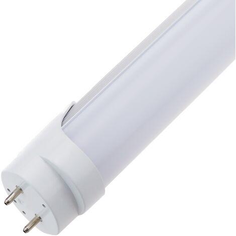BeMatik - Tubo LED T8 G13 230VAC 18W blanco cálido 3000K 26x1200mm
