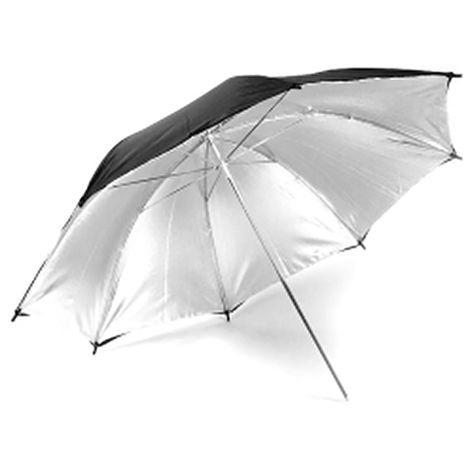BeMatik - Umbrella silver 84 cm reflector