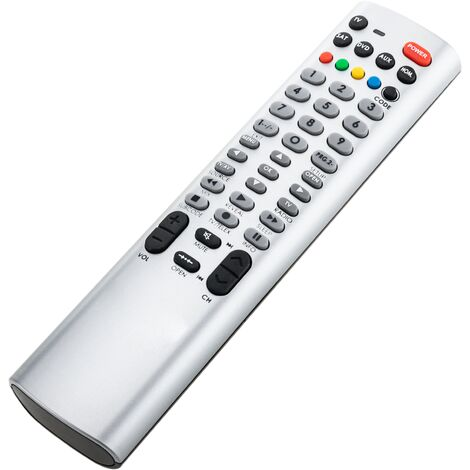 BeMatik - Universal remote control for TV DVD SAT DVBS television audio