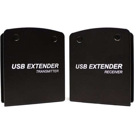BeMatik - Verlängerung USB 2.0 AM zu 4AH von 50m-80m durch UTP Kabel Kategorie 6 Cat.6