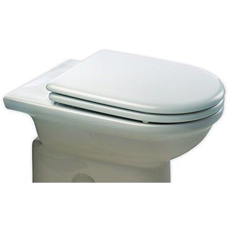Ideal Standard Esedra Sedile.Bemis 3415cp000 Esedra Sedile Copriwater Dedicato Bianco