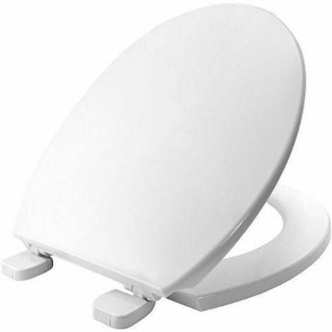Bemis Chester White STA-TITE Toilet Seat