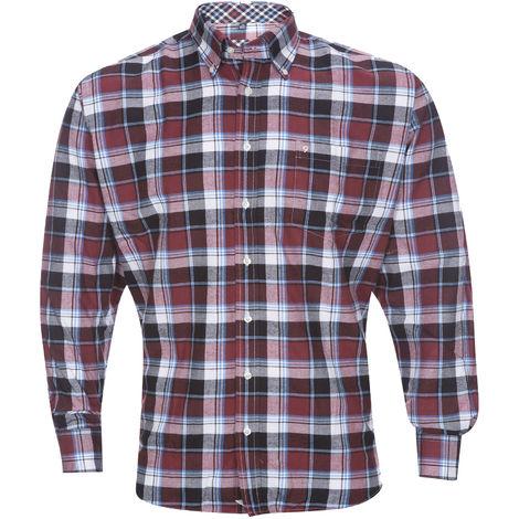 Ben Green Mens Cotton Country Casual Long Sleeved Shirt
