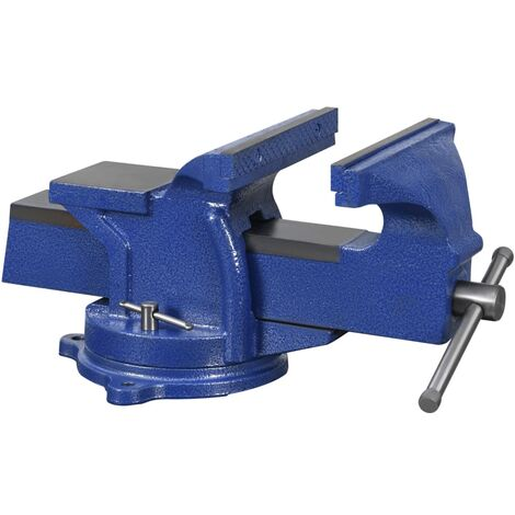 Bench Vice with Swivel Base 125 mm