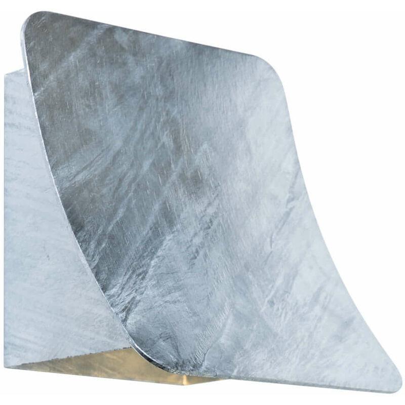 BEND Wandleuchte aus Metall und verzinkt - 21-BELID