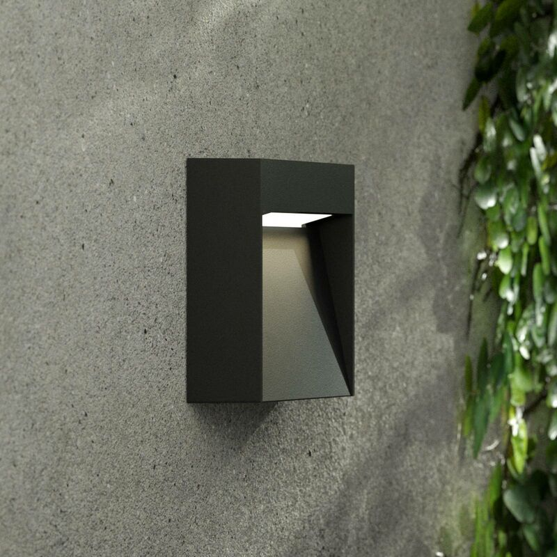 Bene - applique LED da esterni - LUCANDE