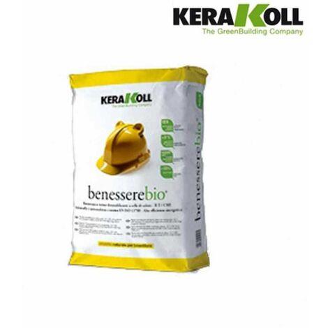 BenessereBio Kerakoll Biointonaco termo-deumidificante per bioedilizia 18 Kg