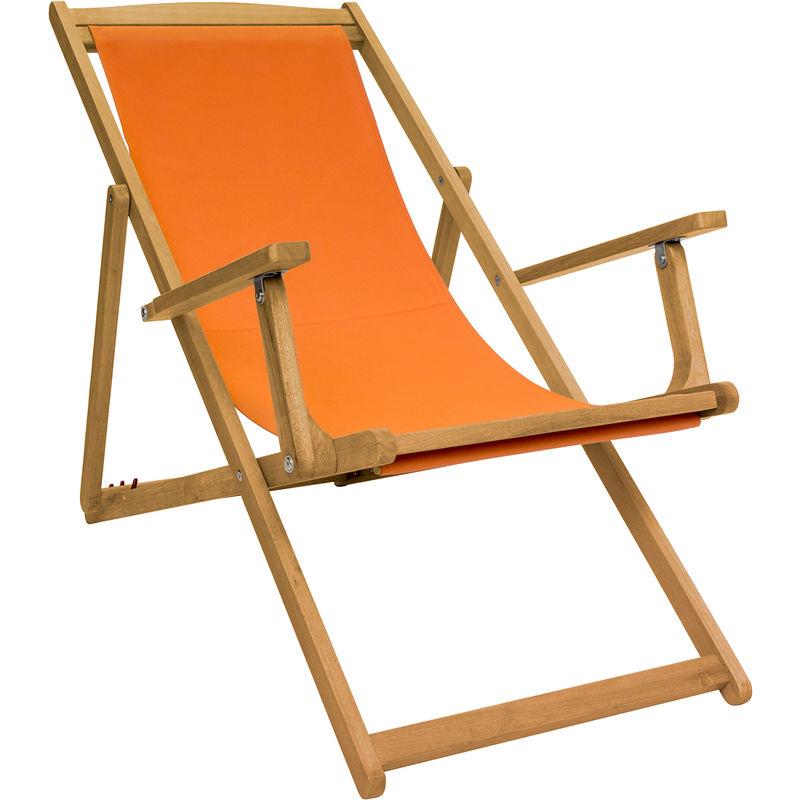 Lettino Sdraio A Ponte Oscillante.Charles Bentley Pieghevole Fsc Eucalyptus Wooden Chair Deck
