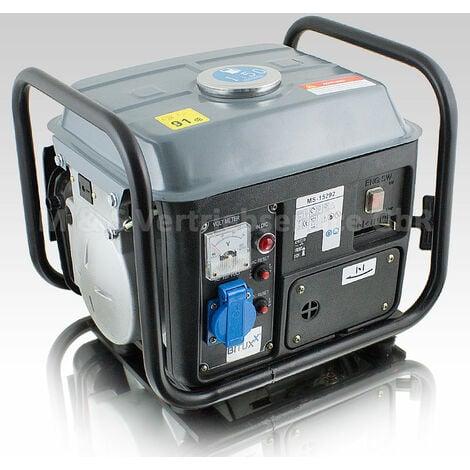 Benzin Notstromaggregat 850W Stromgenerator Stromerzeuger Stromaggregat