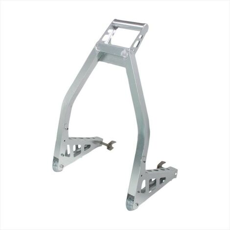 Béquille de stand aluminium arrière pour moto