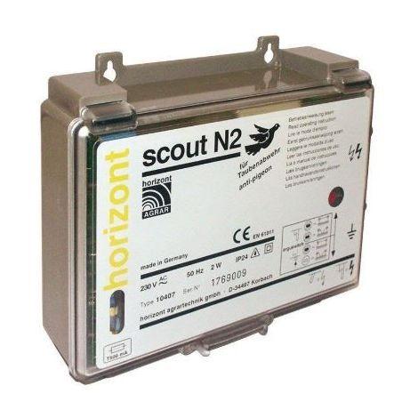 Berger électrique Scout N2 pigeons