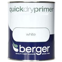 Berger Wood Primer Paint - 750 ML