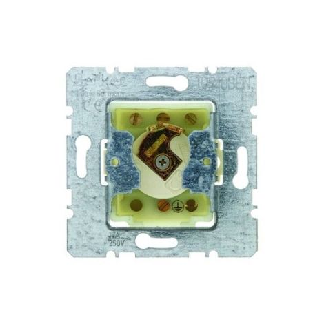 Berker 383620 Schlüsselschalter 1P f.DIN Pro WG UP