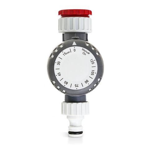 Berlan manuelle Bewässerungsuhr 120 Min - RED LINE -