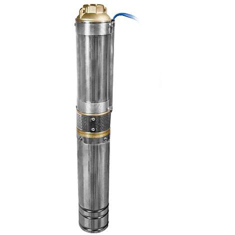 Berlan Tiefbrunnenpumpe BTBP100-4-0.75 - 6,7 bar max.