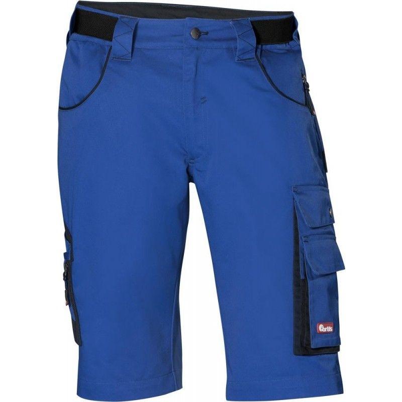 Bermuda FORTIS 24,bleu/noir Taille 48