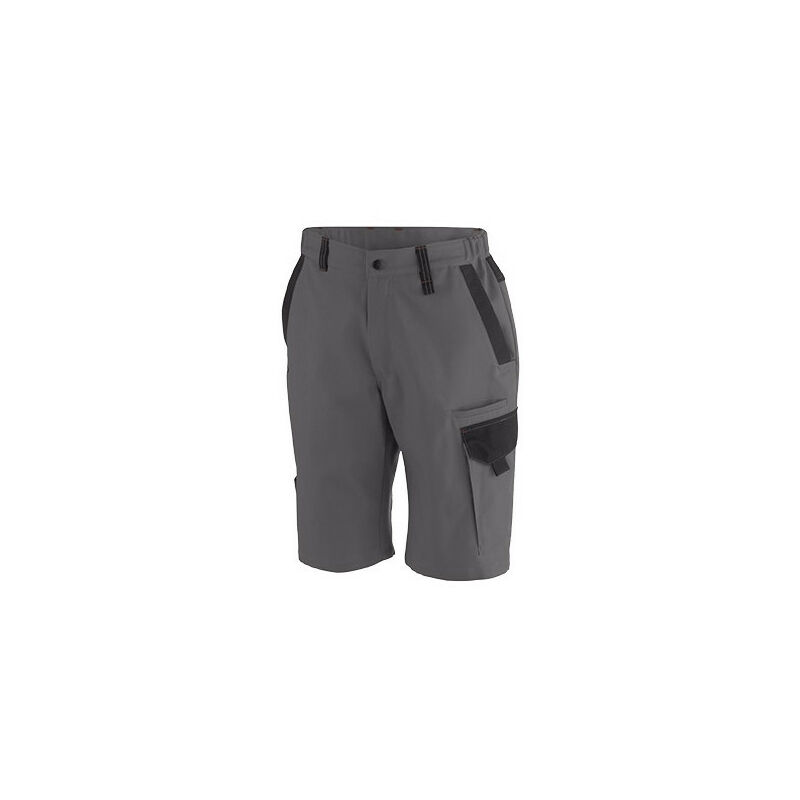 Bermuda OUT-SUM gris MOLINEL (44) - Taille : 44