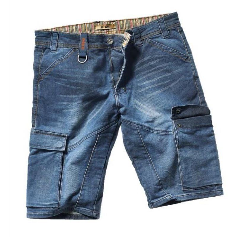 Dike - Bermuda PICNIC taille M coloris jeans