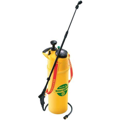 Berthoud Pulverizador de jardín Elyte 14 Pro 13,75 L - Amarillo