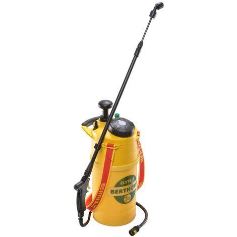 Berthoud Pulverizador de jardín Elyte 8 Pro 8,5 L - Amarillo