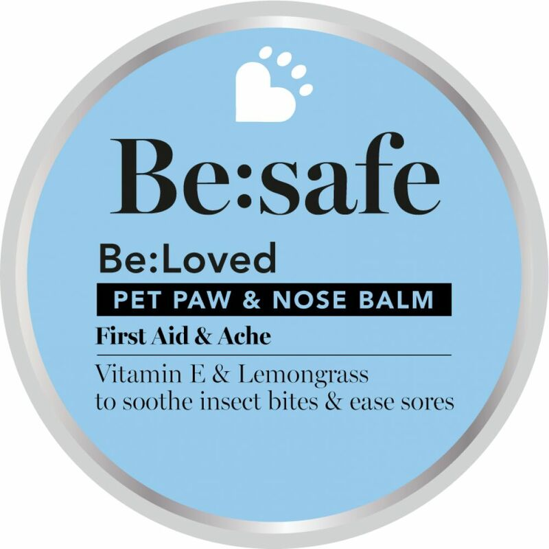 Image of Be:Safe Nose & Paw Balm (60g) (Multicoloured)