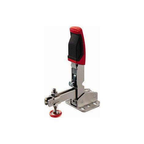 Bessey Sauterelle à serrage vertical avec platine de fixation horizontale STC-VH /35