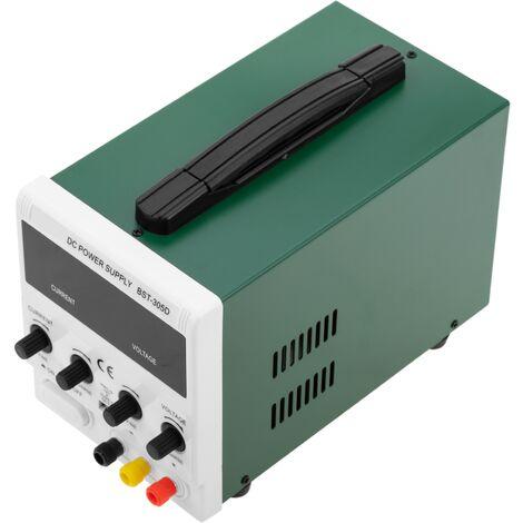 Best - DC regulated power supply 0-30V model BEST A305D