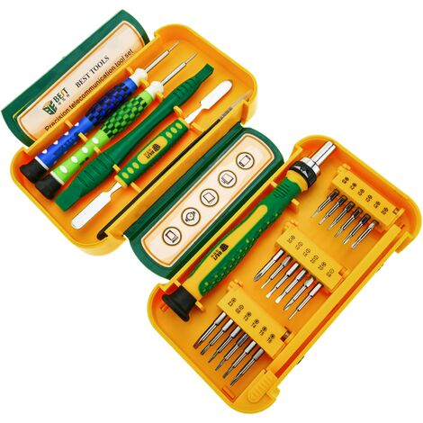 Best - Tool kit and precision screwdrivers for electronic devices 24 pieces