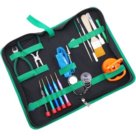 Best - Tool kit for electronic devices of 15 pieces BEST-111 model