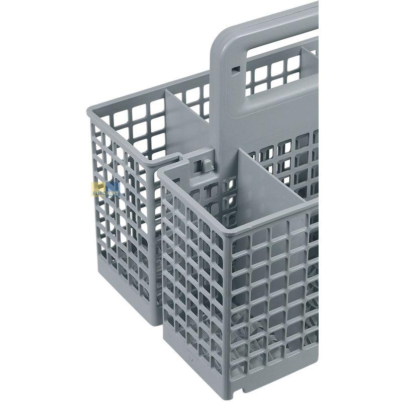 Teilbar Besteckkorb Spülmaschine Korb Für Bauknecht 484000008561 Wpro DWB304