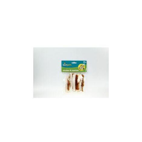 "main image of ""Bestpets Chicken & Rawhide 100G - 100g - 168336"""