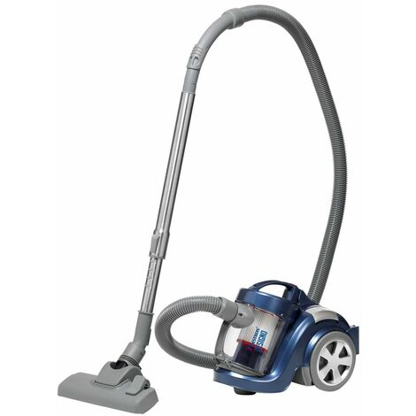 Bestron Aspiradora sin bolsa Designo Plus ABL870BS 700 W azul