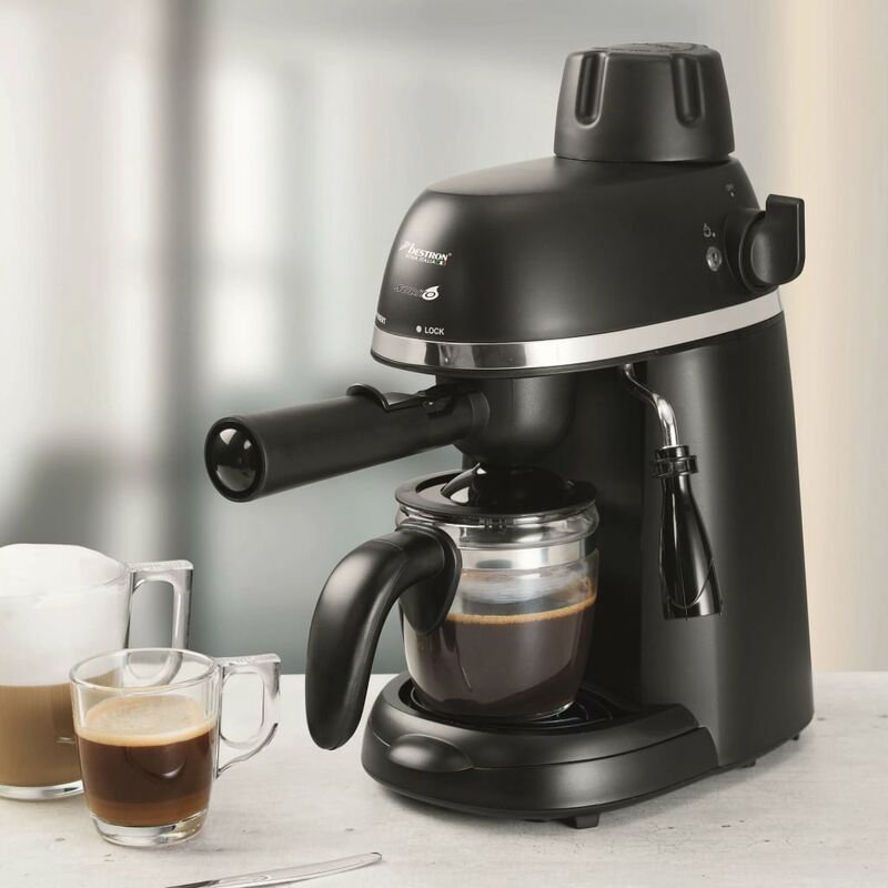 Machine à expresso AES800 800 W Noir - Bestron