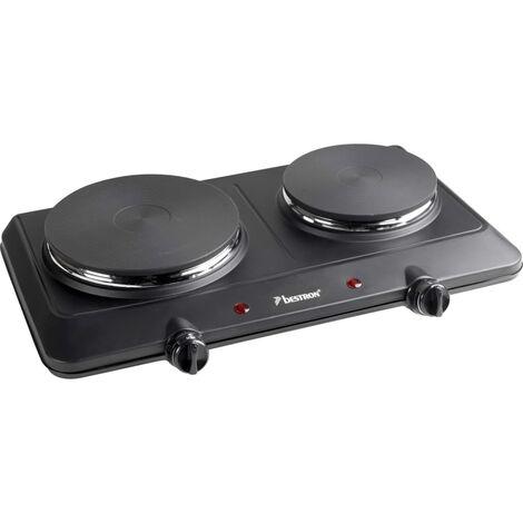 Bestron Placa de cocina doble AHP250D 2250 W