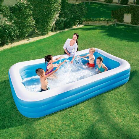 "main image of ""Bestway 10ft (3.05m x 1.83m x 56cm) Family Paddling Pool"""