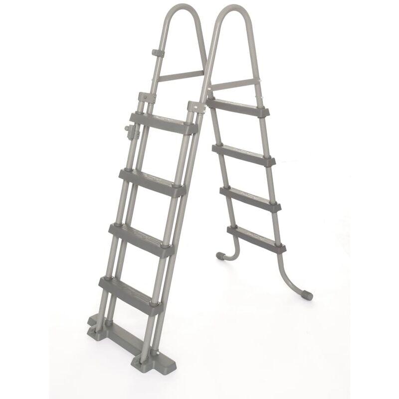Image of 4-Step Pool Safety Ladder Flowclear 122 cm 58331 - Bestway