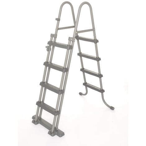 Bestway 4-Step Pool Safety Ladder Flowclear 122 cm 58331