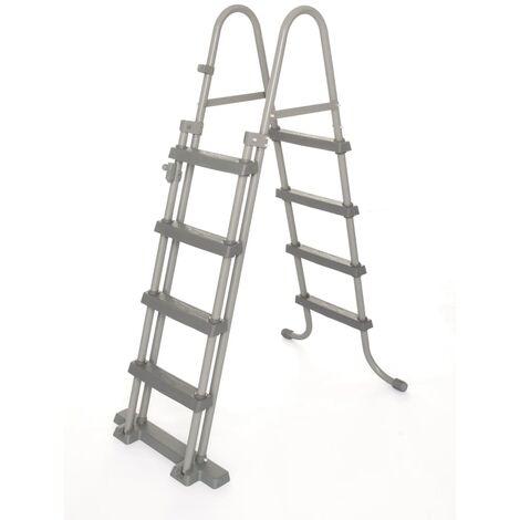 Bestway 4-Step Pool Safety Ladder Flowclear 122 cm 58331