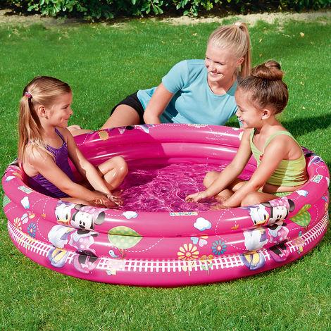 Bestway 48 x 10-inch 3-Ring Pool …